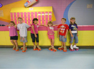 Skate Country Group Lessons