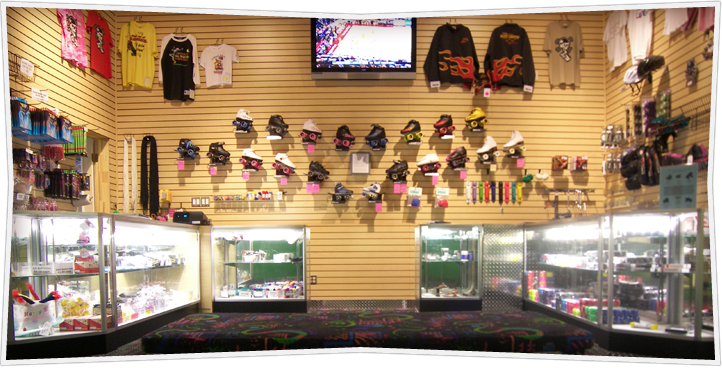 Skate Country Pro Shop