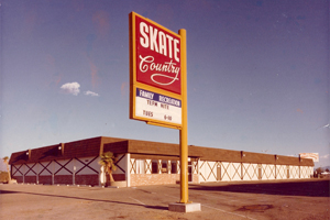 Skate Country Building