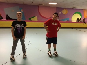 learning to Jam skate